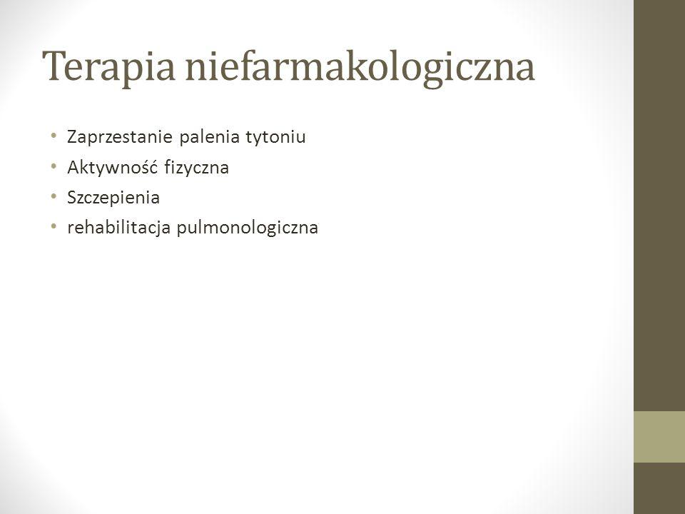Terapia niefarmakologiczna