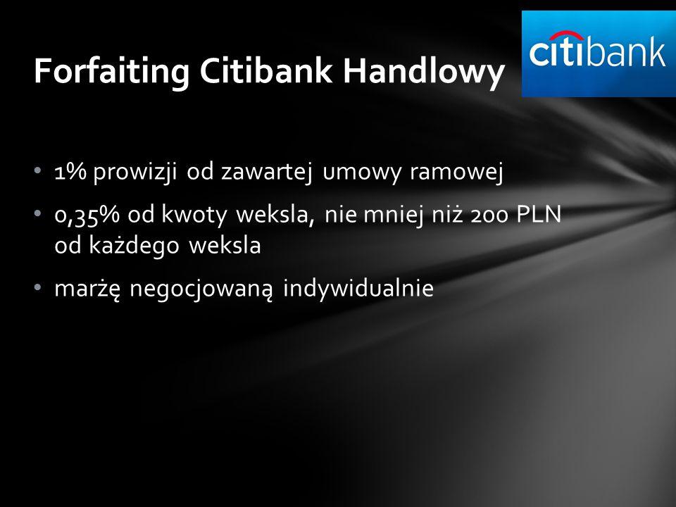 Forfaiting Citibank Handlowy