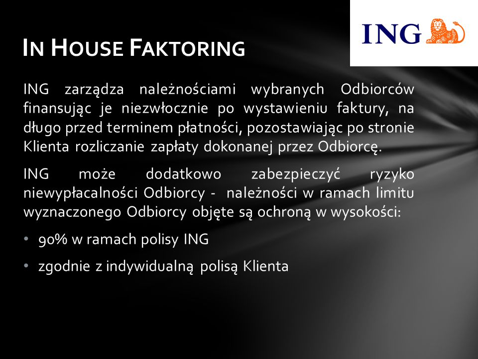 In House Faktoring