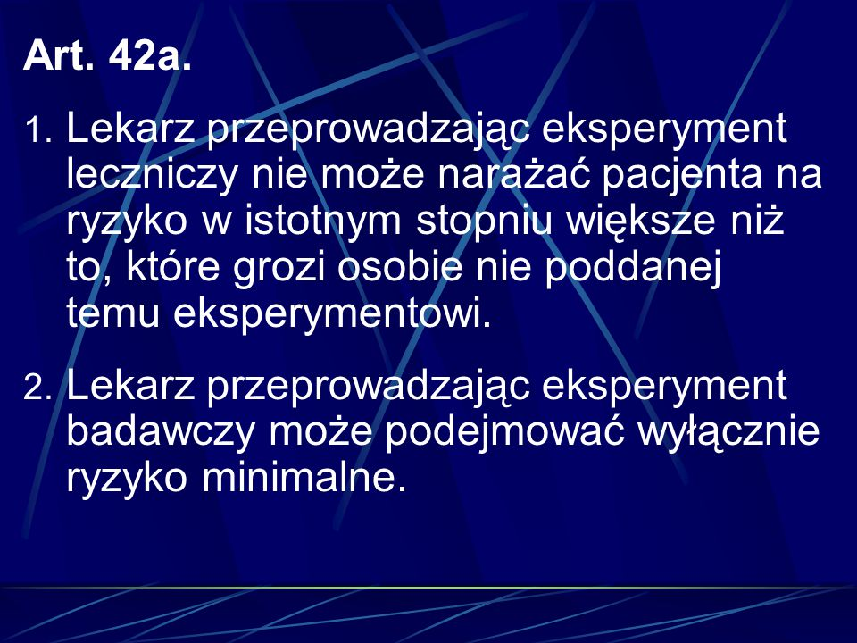 Art. 42a.