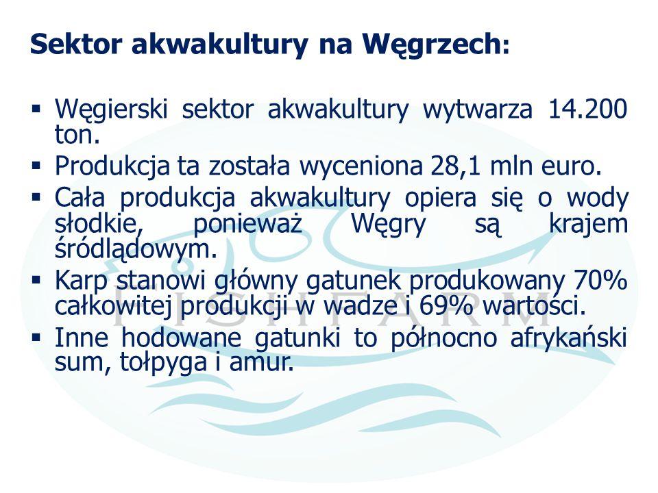 Sektor akwakultury na Węgrzech: