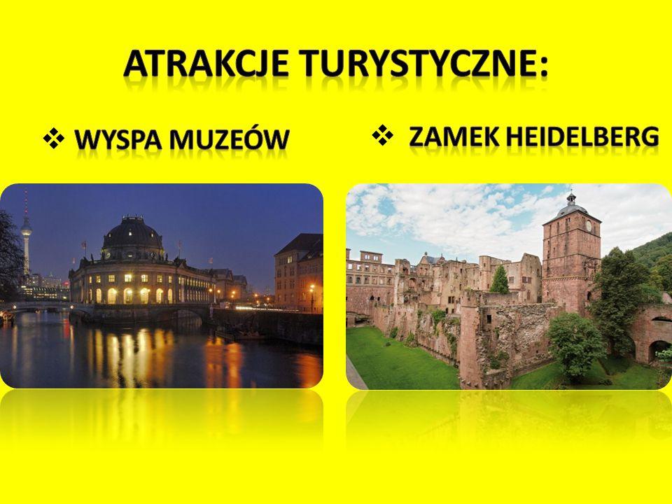 Atrakcje turystyczne: