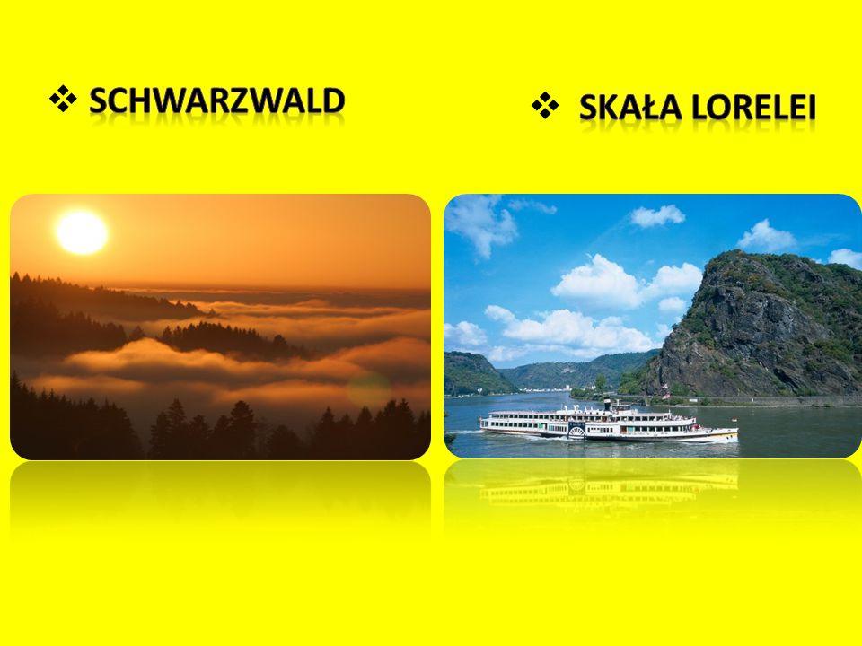Schwarzwald Skała Lorelei