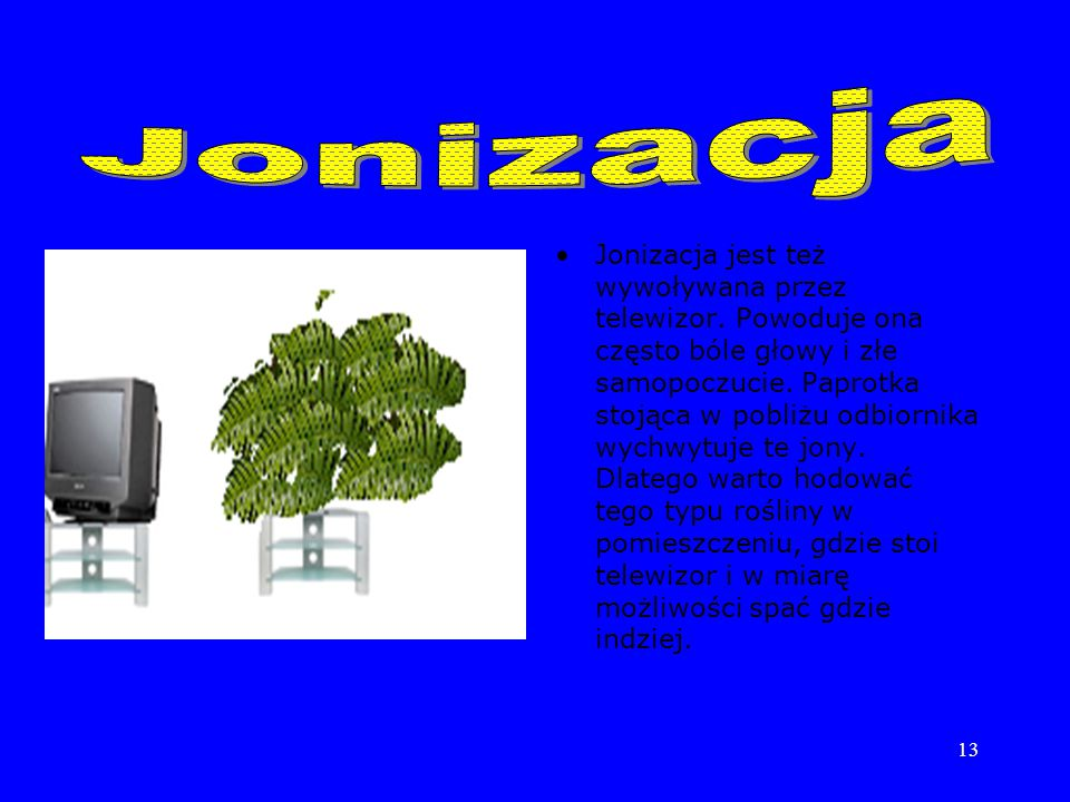 Jonizacja