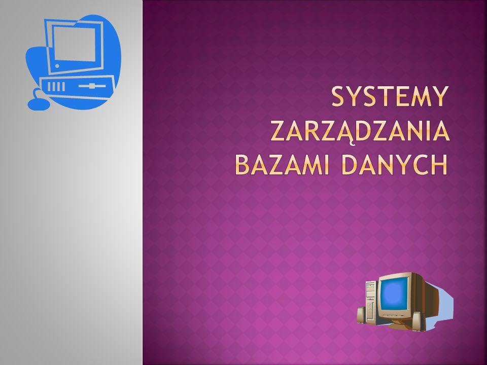 systemy zarządzania bazami danych