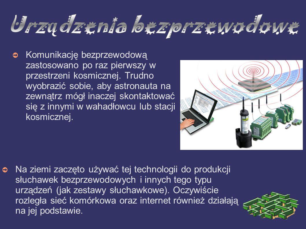 Urządzenia bezprzewodowe