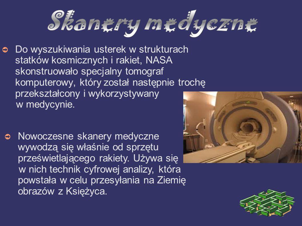 Skanery medyczne