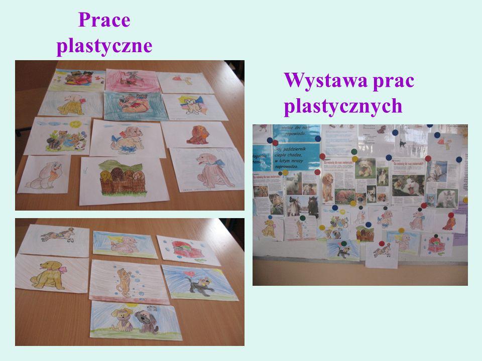 Prace plastyczne Wystawa prac plastycznych