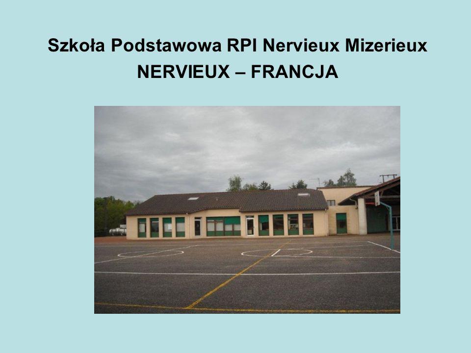 Szkoła Podstawowa RPI Nervieux Mizerieux