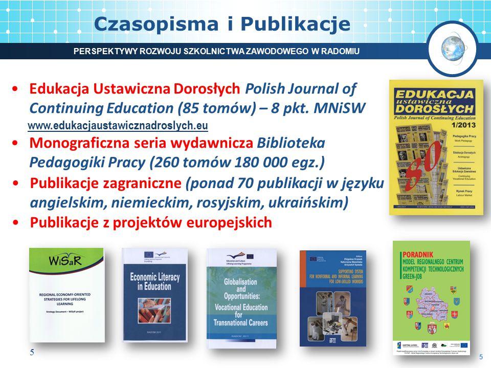 Czasopisma i Publikacje