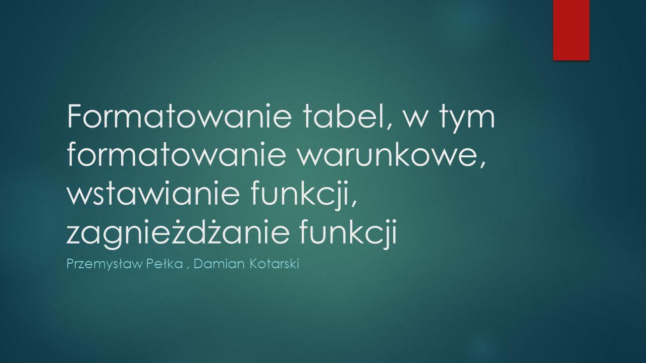 Przemysław Pełka , Damian Kotarski