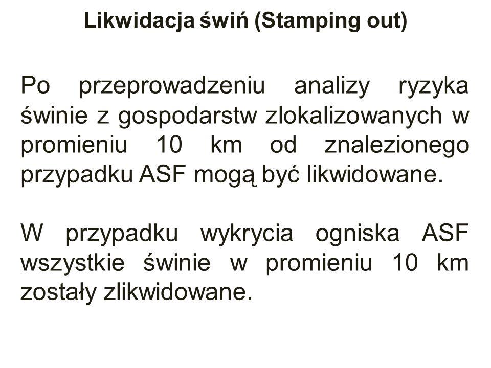 Likwidacja świń (Stamping out)