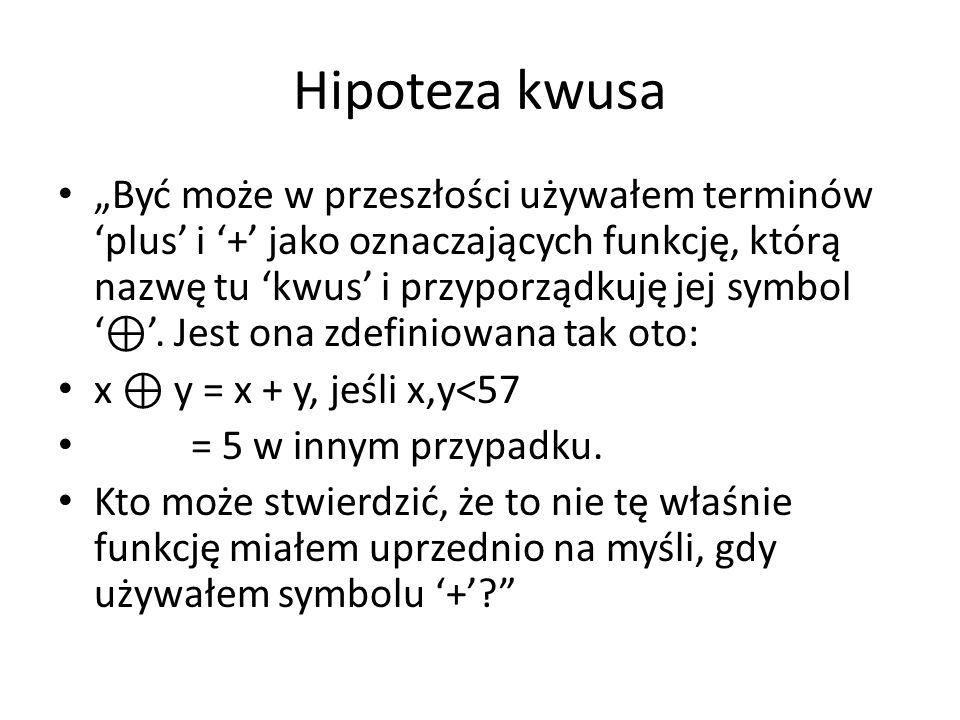 Hipoteza kwusa