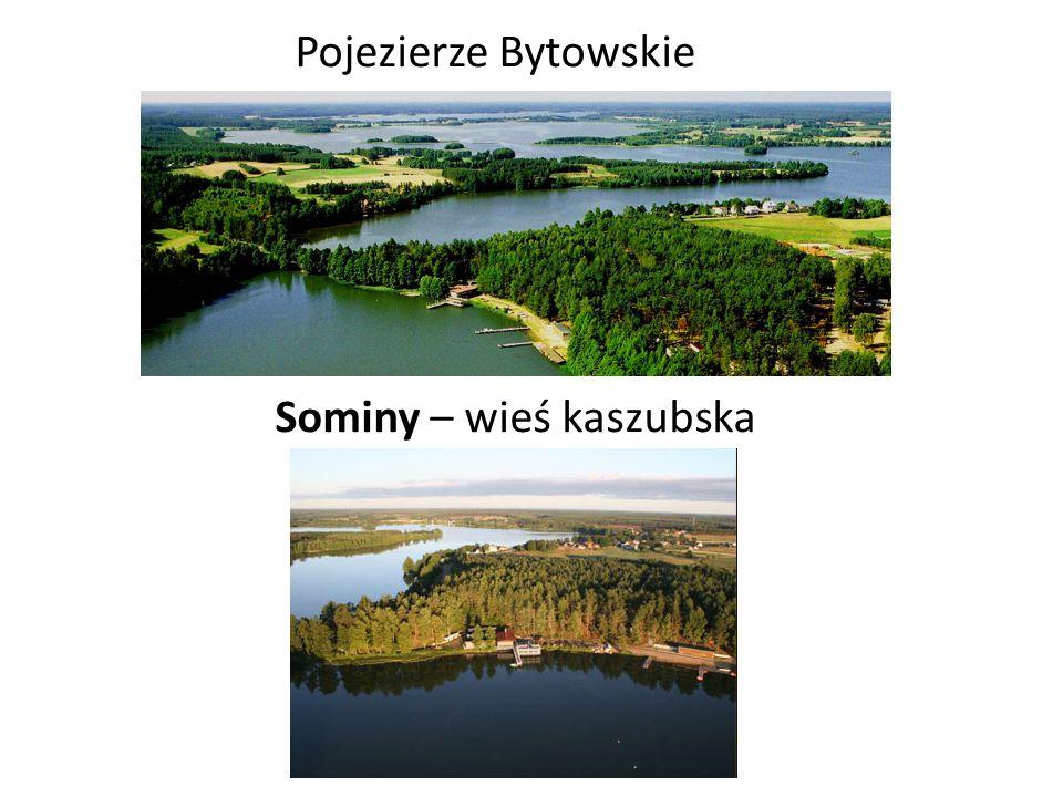 Sominy – wieś kaszubska