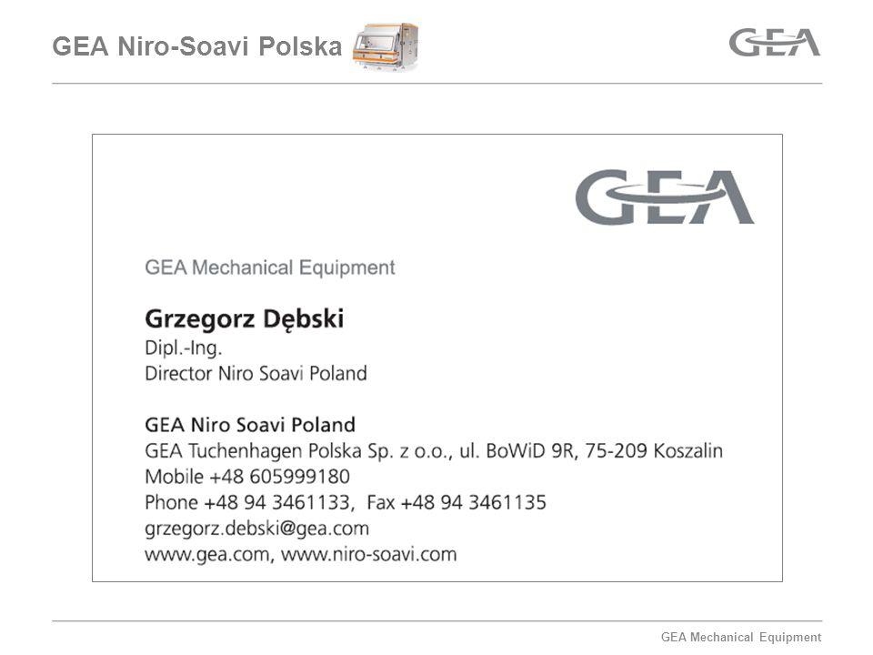 GEA Niro-Soavi Polska