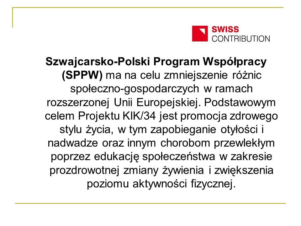 Szwajcarsko-Polski Program Współpracy (SPPW) ma na celu zmniejszenie różnic społeczno-gospodarczych w ramach rozszerzonej Unii Europejskiej.