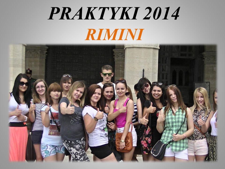 PRAKTYKI 2014 RIMINI