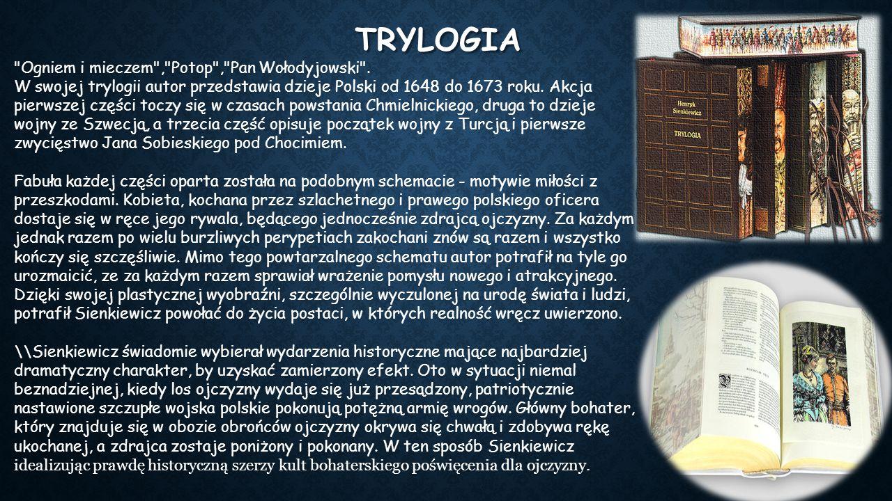 Trylogia