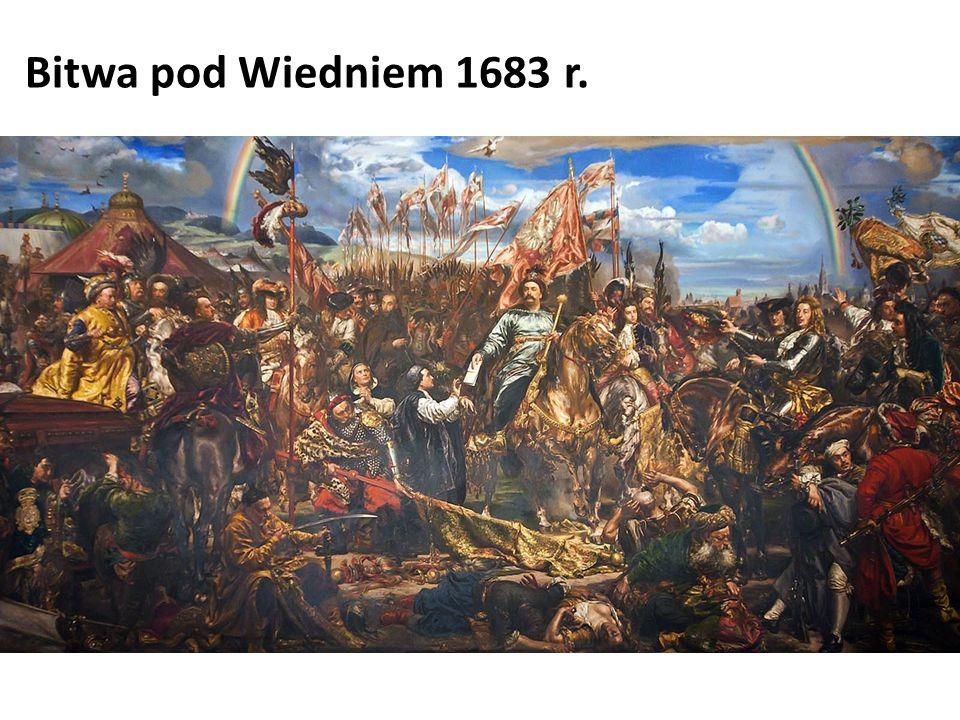 Bitwa pod Wiedniem 1683 r.