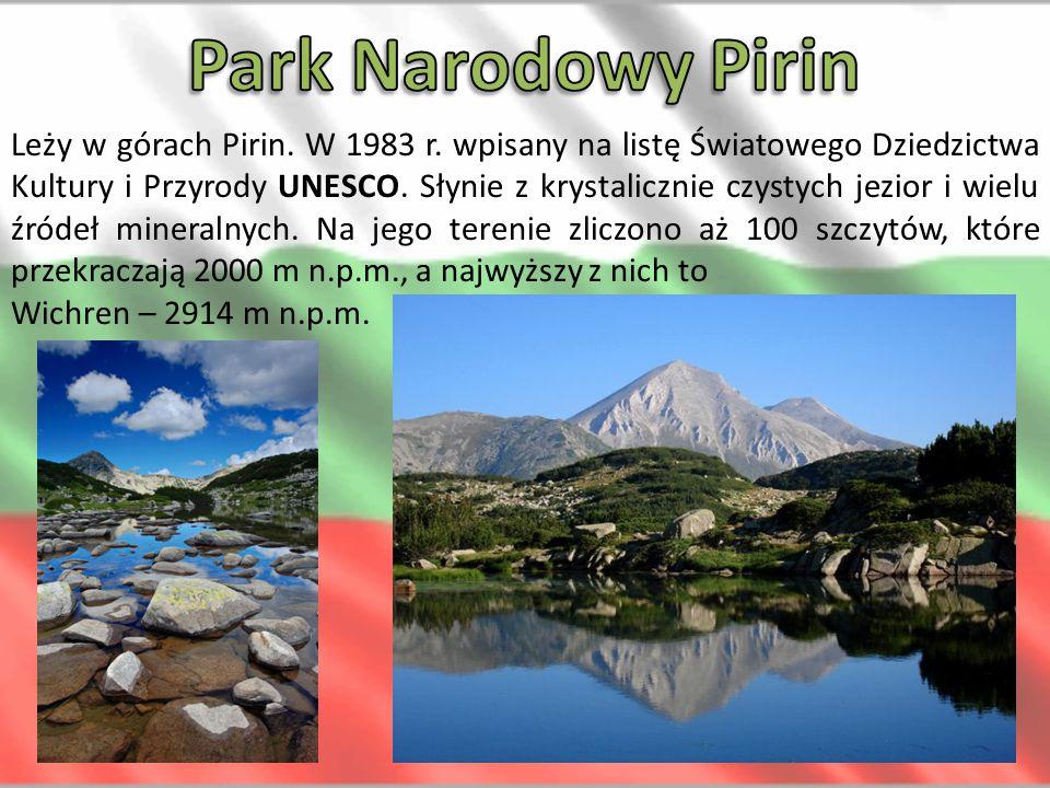 Park Narodowy Pirin