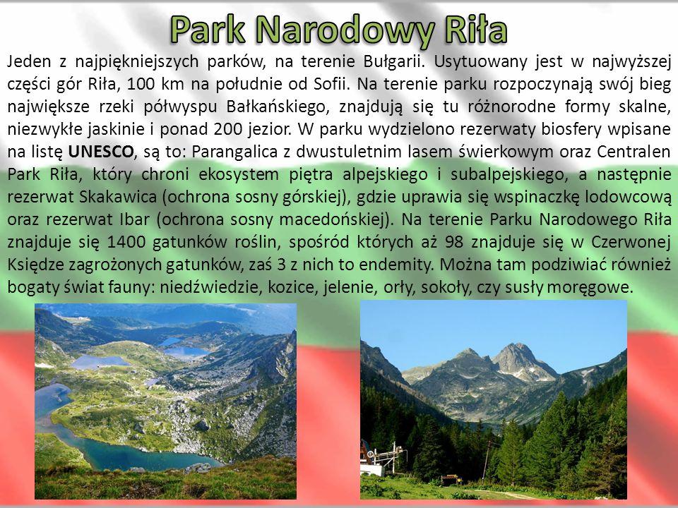 Park Narodowy Riła