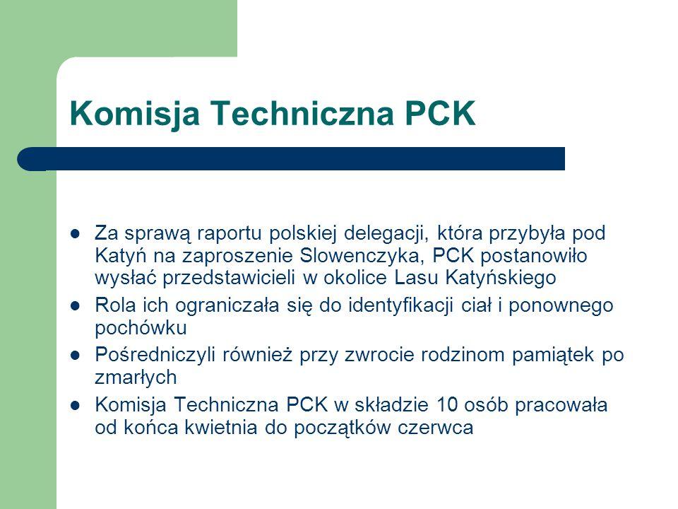 Komisja Techniczna PCK