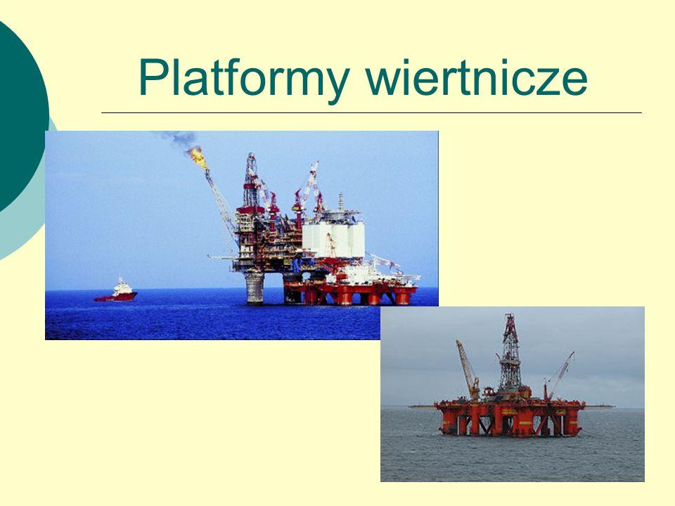 Platformy wiertnicze