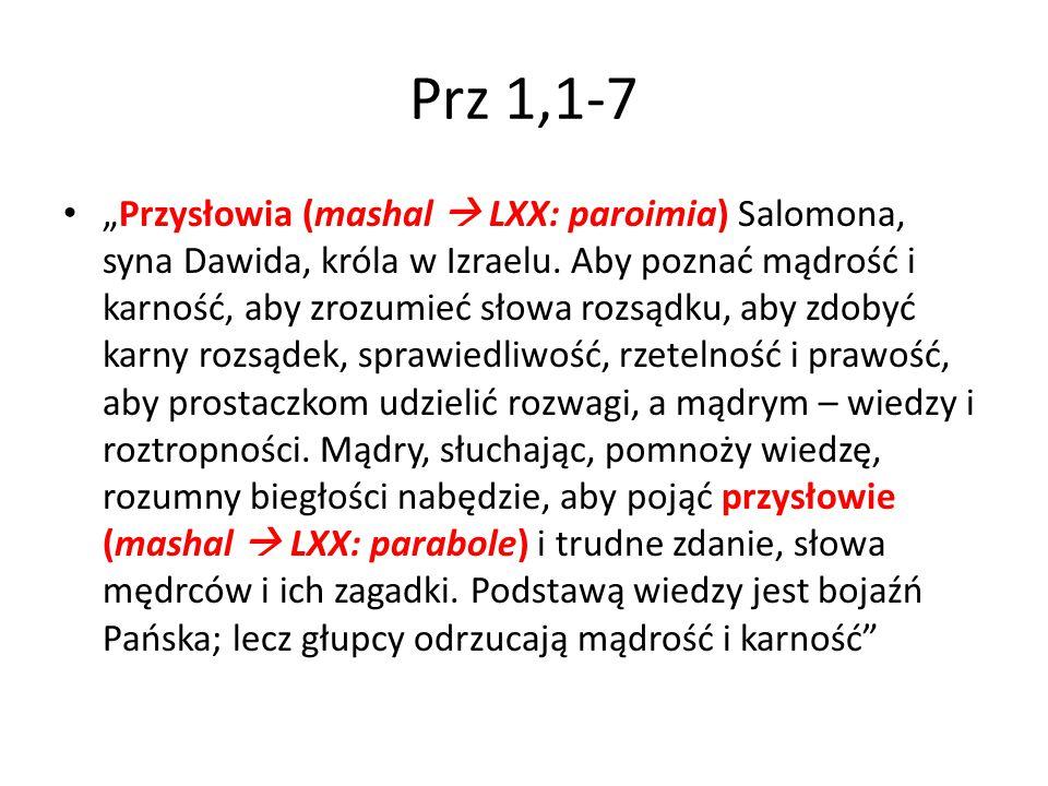Prz 1,1-7