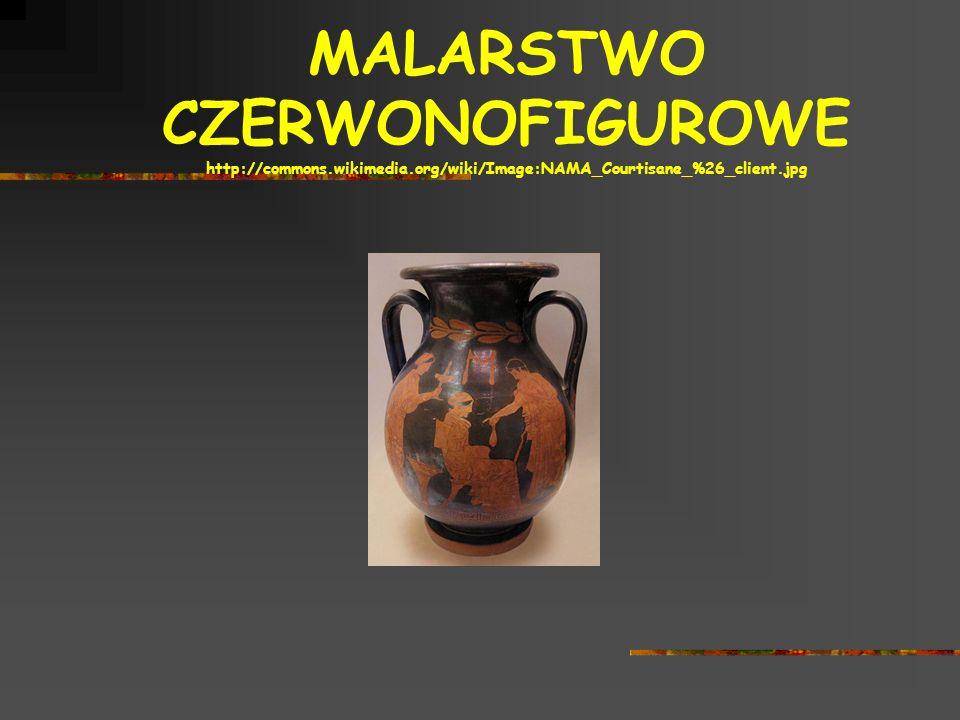 MALARSTWO CZERWONOFIGUROWE http://commons. wikimedia
