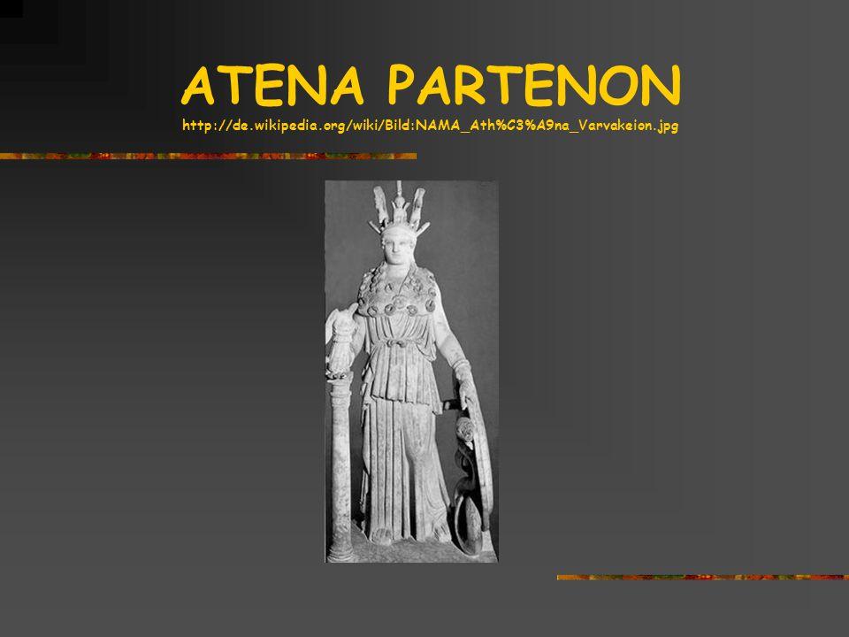 ATENA PARTENON http://de. wikipedia