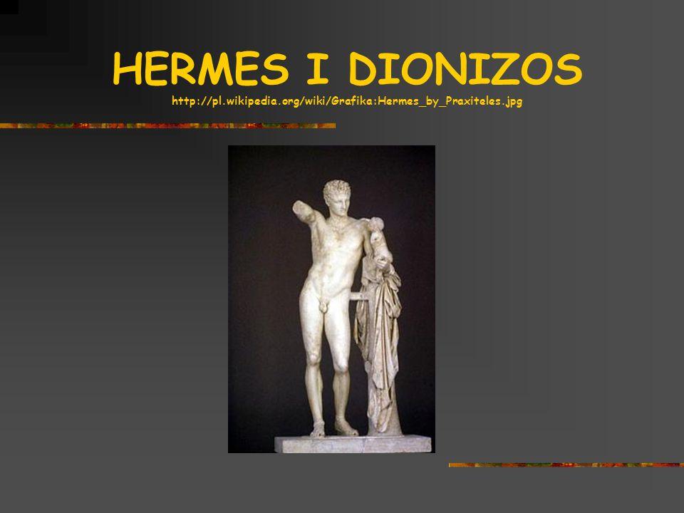 HERMES I DIONIZOS http://pl. wikipedia