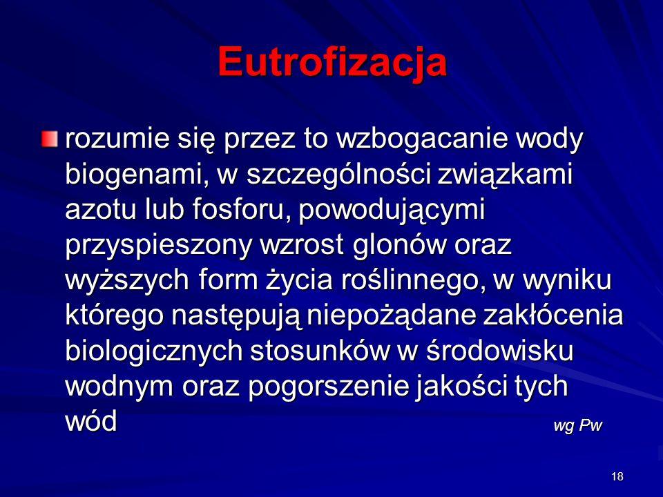 Eutrofizacja