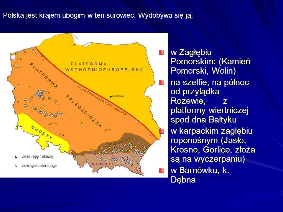w Zagłębiu Pomorskim: (Kamień Pomorski, Wolin)