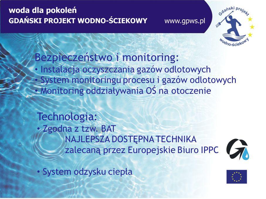 Bezpieczeństwo i monitoring: