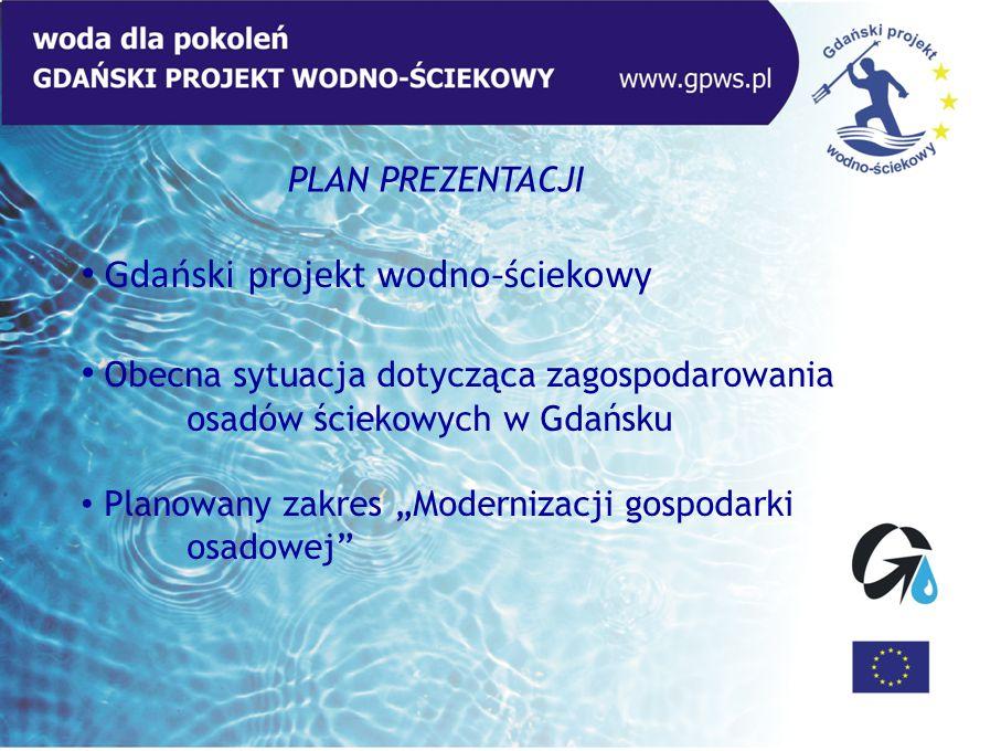 Gdański projekt wodno-ściekowy