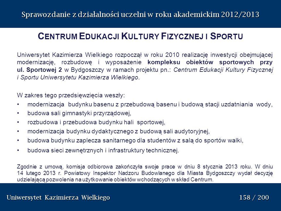 Centrum Edukacji Kultury Fizycznej i Sportu