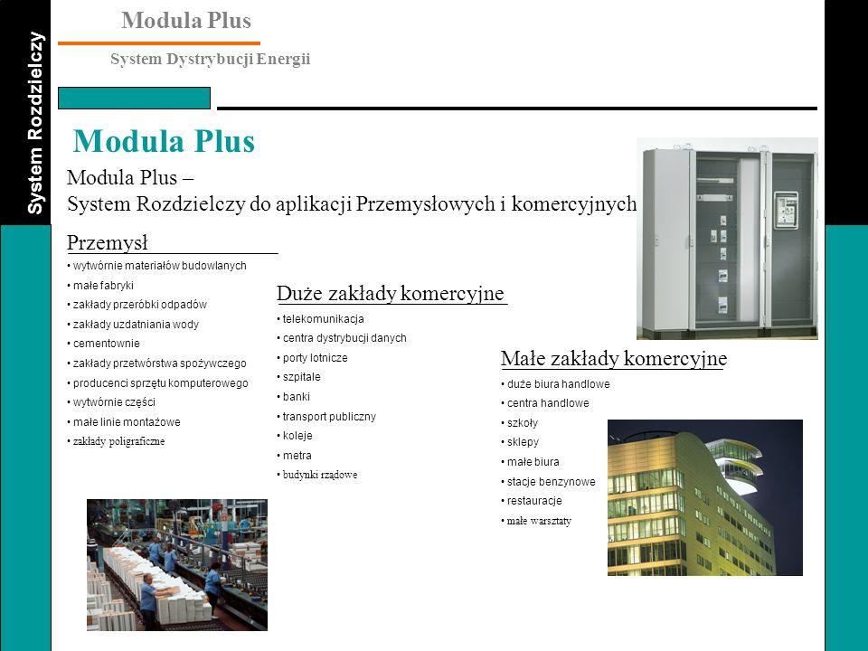 System Rozdzielczy do aplikacji Przemysłowych i komercyjnych