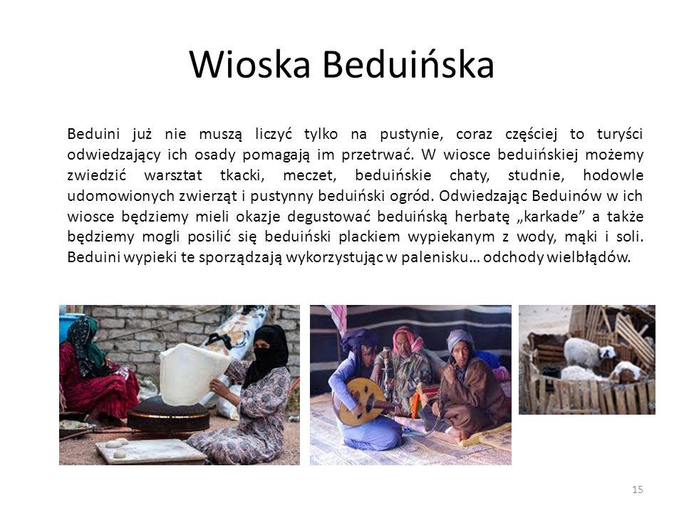 Wioska Beduińska