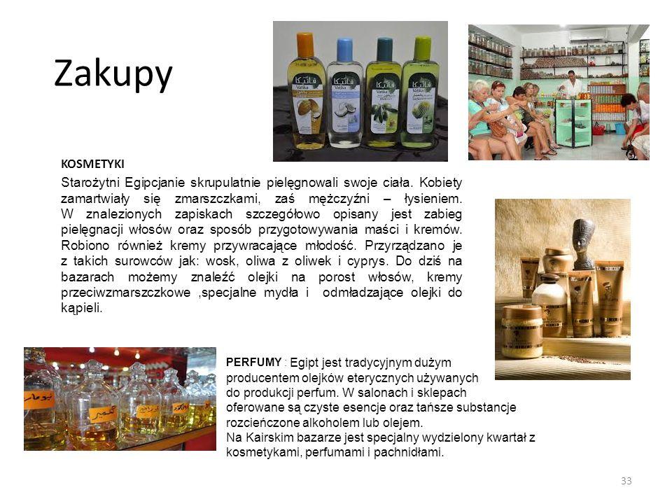Zakupy producentem olejków eterycznych używanych