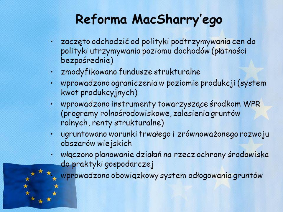 Reforma MacSharry'ego