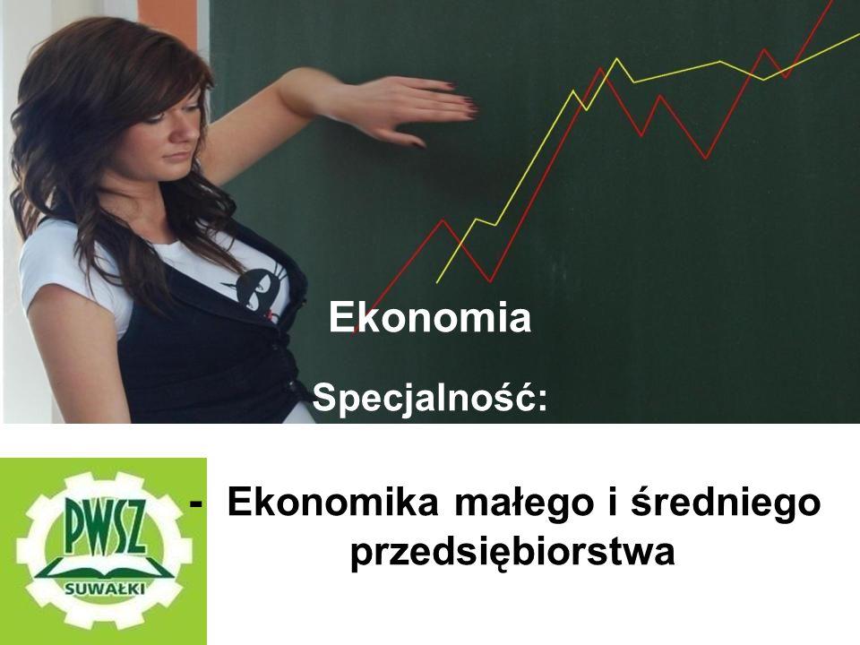 - Ekonomika małego i średniego