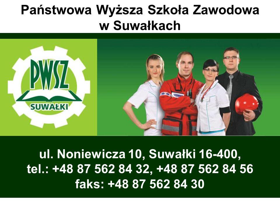 Państwowa Wyższa Szkoła Zawodowa w Suwałkach