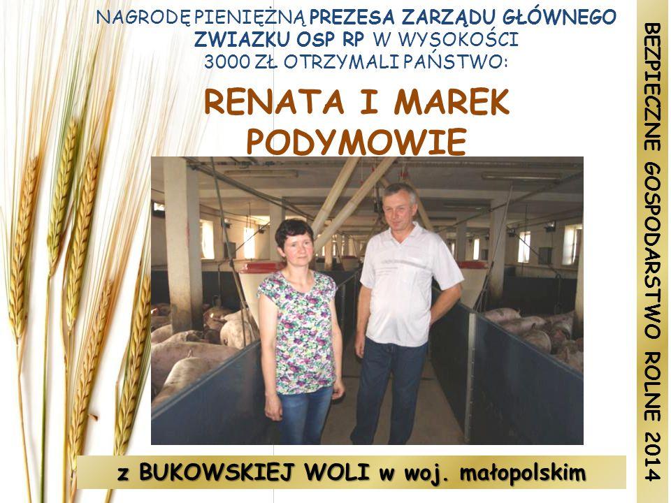 RENATA I MAREK PODYMOWIE