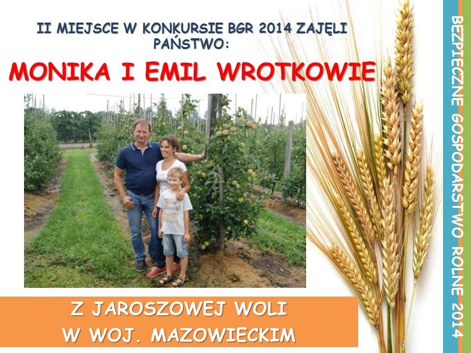 MONIKA I EMIL WROTKOWIE