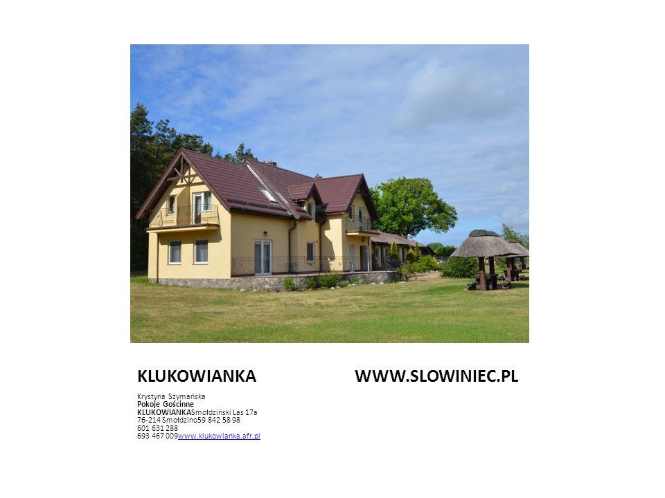 KLUKOWIANKA WWW.SLOWINIEC.PL