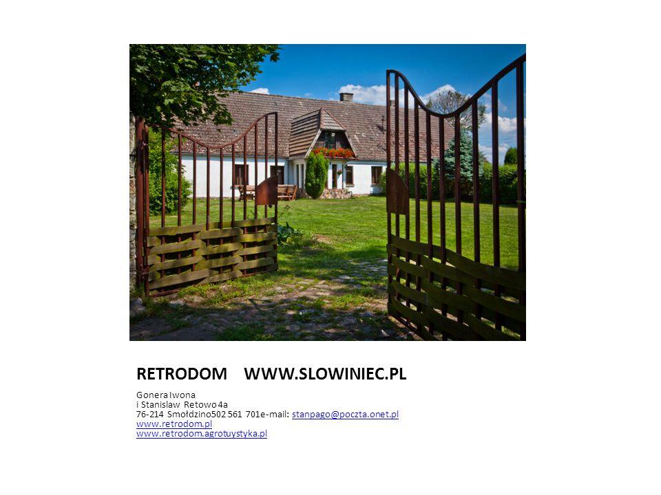 RETRODOM WWW.SLOWINIEC.PL