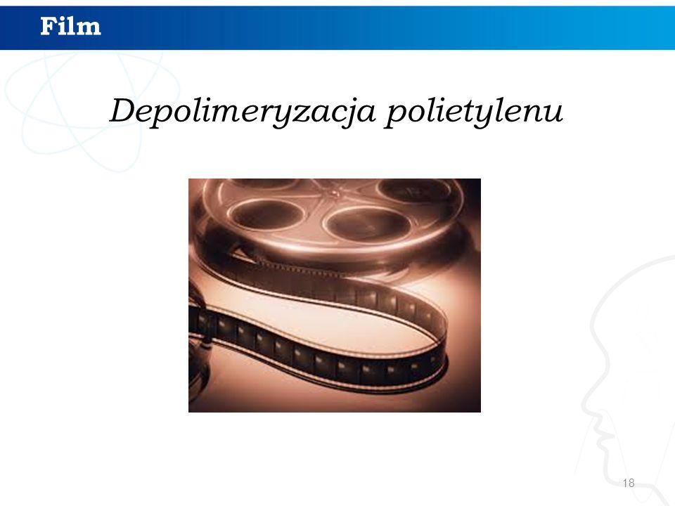 Depolimeryzacja polietylenu