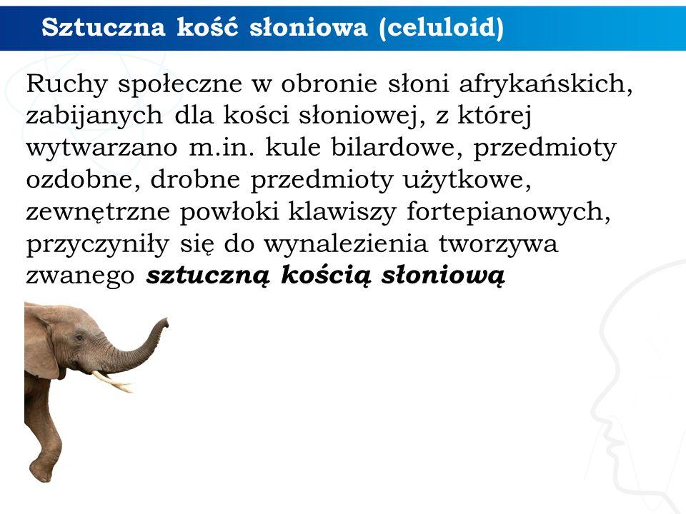 Sztuczna kość słoniowa (celuloid)