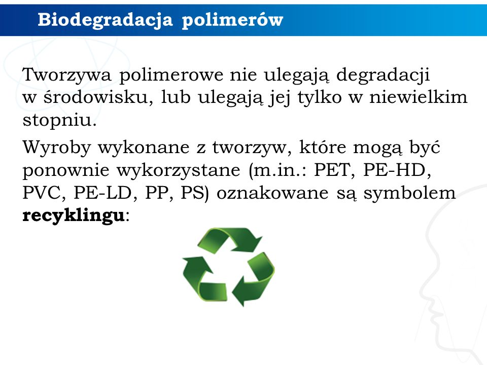 Biodegradacja polimerów