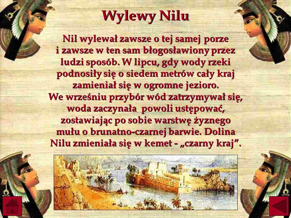 Wylewy Nilu